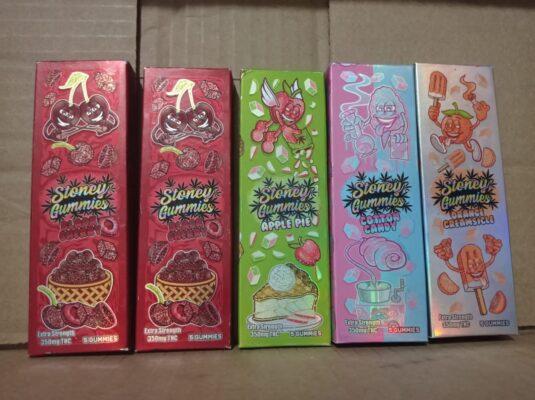 Stoney Gummies 350mg