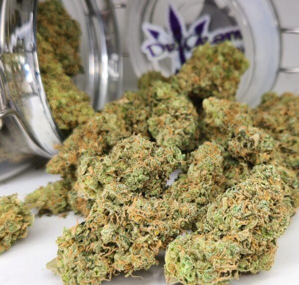 train wreck marijuana strain